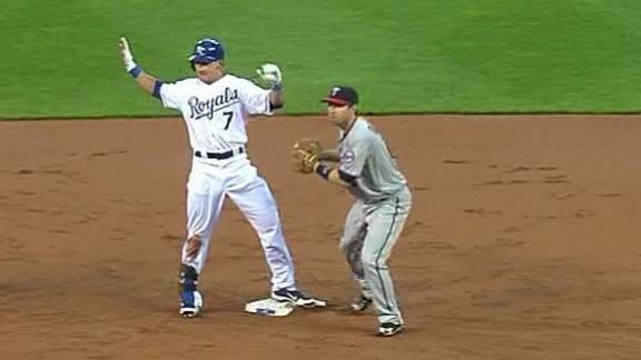 Video - Royals Snap Home Skid