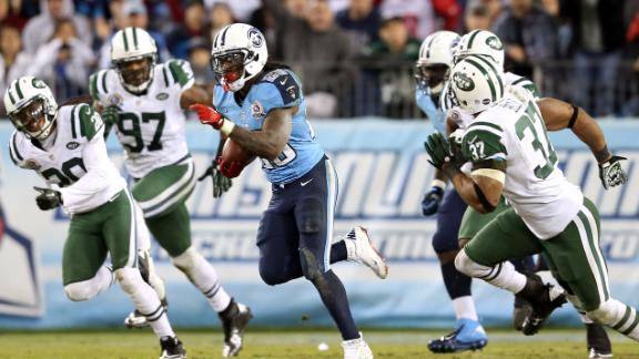 Titans' Johnson sure he can reach 2K aga