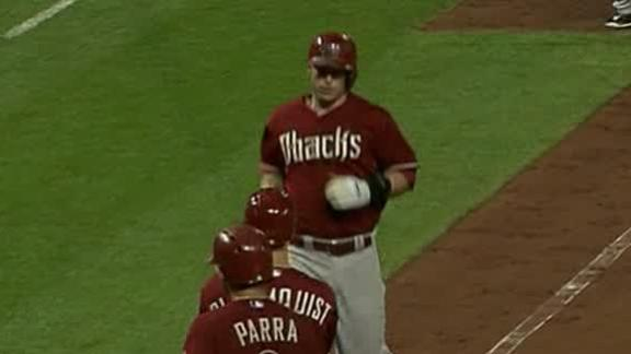 Video - Goldschmidt, D-backs Crush Cardinals