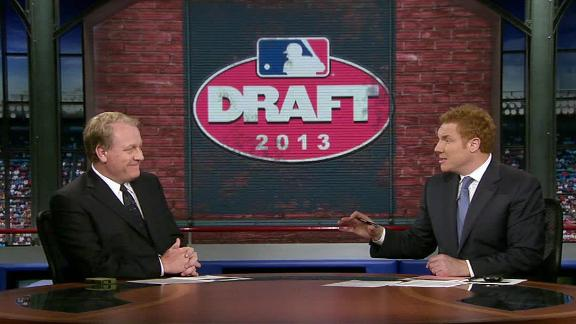 Video - Top Pitchers Of The MLB Draft