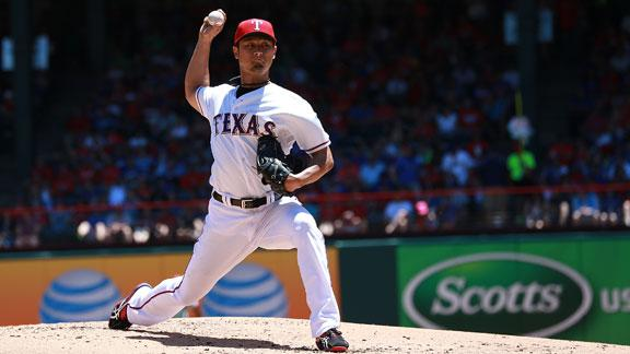 Video - Dallas Hot Button: Darvish or Derek?