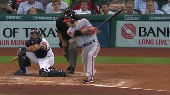 Video - Three-Run Fourth Inning Lifts Orioles