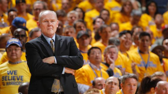 Report: Nuggets part ways with coach Karl