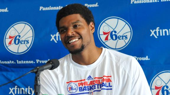Video - Dr. J Says Bynum Is Damaged Goods