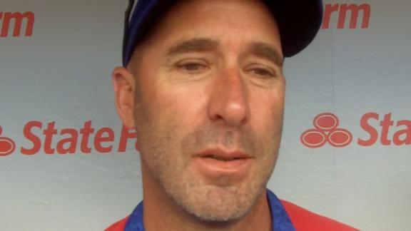 Video - Dale Sveum Excited By Cubs' Pick