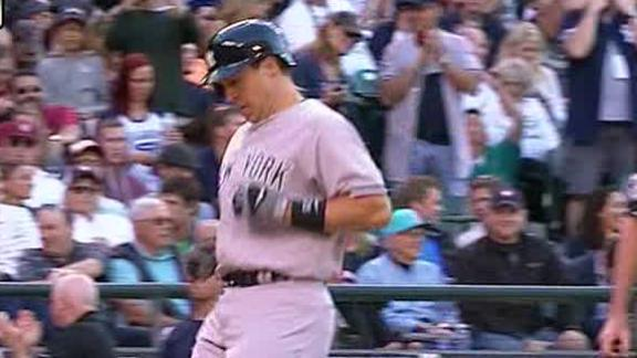 Big 3rd inning key as Yanks dominate M's