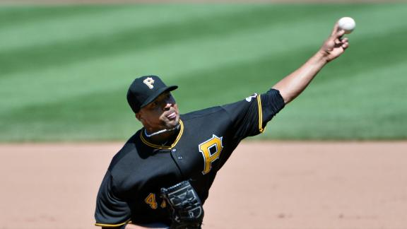 Liriano sharp over 7 as Pirates blank Cubs