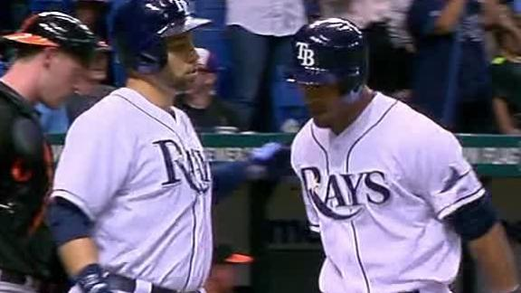 Video - Rays Slip Past Orioles