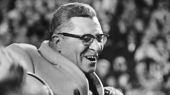 Coaching tree, legacy of Vince Lombardi
