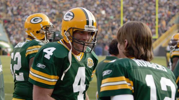 Video - Favre Takes Blame For Messy Split With Packers