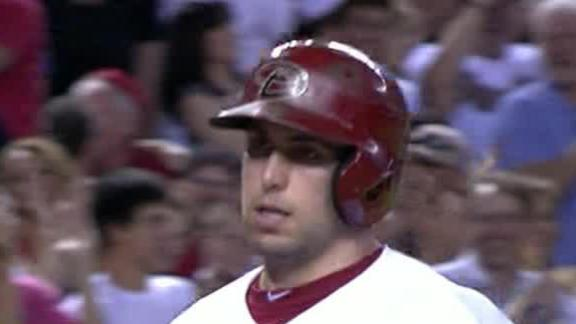Video - Goldschmidt's Big Blast Lifts Diamondbacks