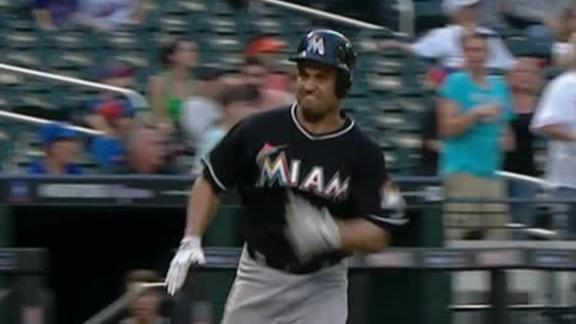 Video - Marlins Prevail In 20-Inning Marathon
