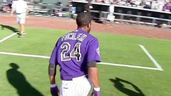 Video - Rockies Walk Off In The 10th