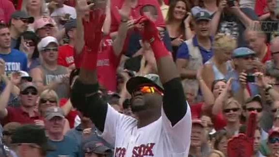 Video - Red Sox Trounce Angels