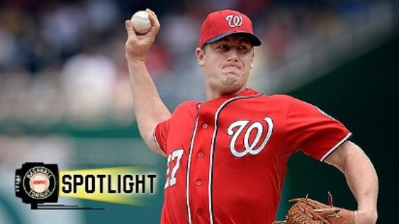 Video - Zimmermann, Nationals Blank Twins