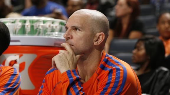 Video - Kidd Eyes Nets' Coaching Vacancy