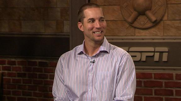 "Video - Wainwright Joins ""Baseball Tonight"""