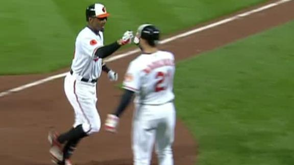 Video - Orioles Hold Off Angels