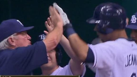 Rays hit 3 homers off Lester, beat Red Sox