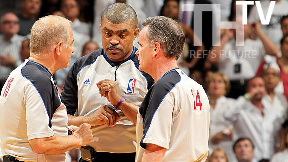 Video - The Future Of NBA Refereeing