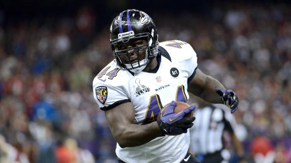 Video - Ravens Release Vonta Leach
