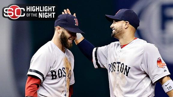 Red Sox top Rays in 14 after 2 blown leads
