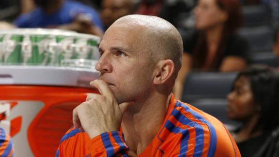 Brooklyn Nets to hire Jason Kidd, sources