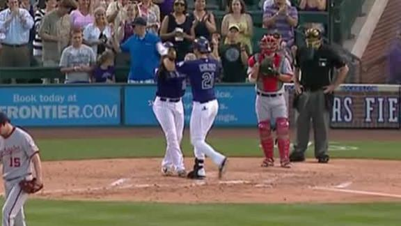 Video - Rockies Roll Nationals