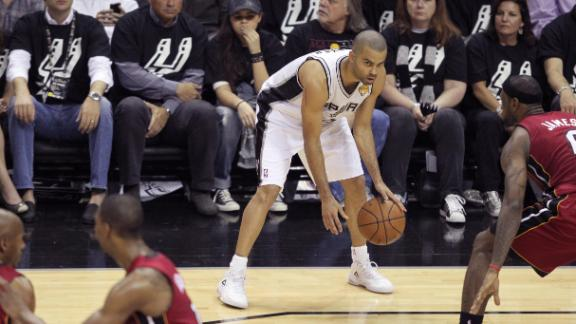 Spurs' Parker 'ready to go' for Game 4