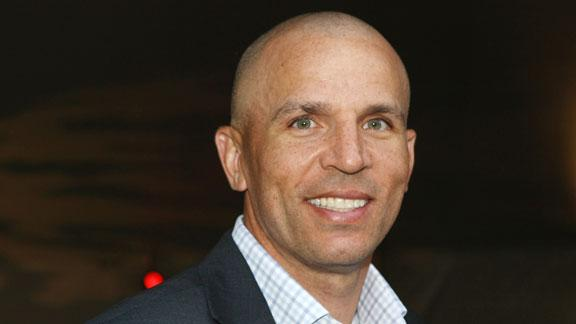 Jason Kidd hired as new coach of Brooklyn Nets
