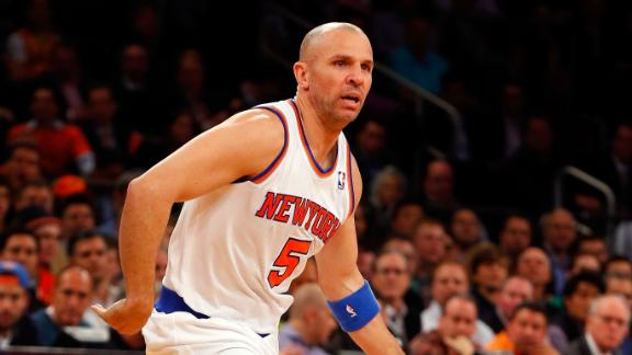 Video - Kidd The Front-Runner To Coach Nets