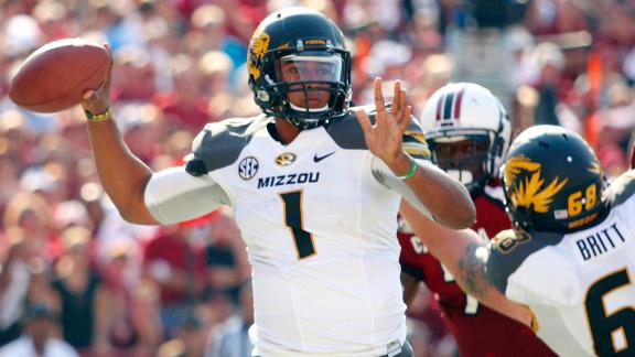 Most important game -- Missouri Tigers
