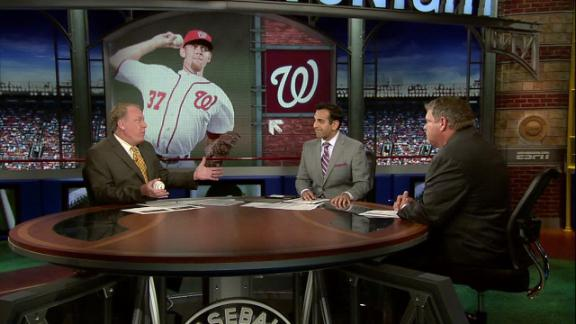 Video - Strasburg To Return Sunday
