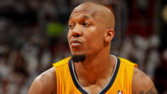 Video - Pacers Want To Re-Sign David West