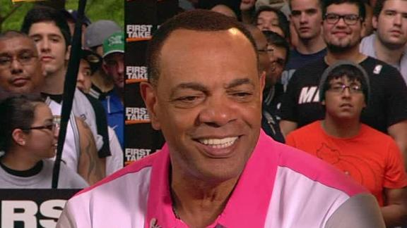 Video - Lionel Hollins On The Job Market