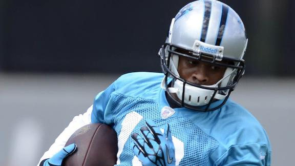Can Ginn Jr. Be A Productive WR?