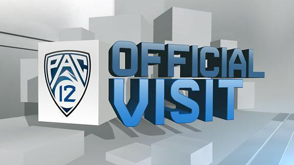 Pac-12 Official Visit: Looking to '15 ... '17?