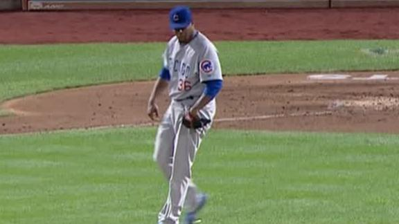 Video - Cubs Double Up Mets