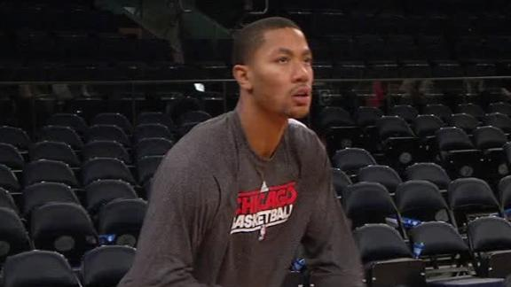 Video - Rose Feeling Like Himself Again