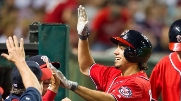 Video - Rendon's First Home Run Lifts Nationals