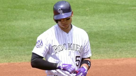 Video - Rockies Down Phillies