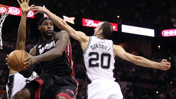 Video - Heat-Spurs Game 5 Preview