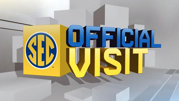 SEC Official Visit: Trio of QB commits