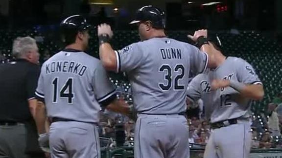 Video - White Sox Double Up Astros