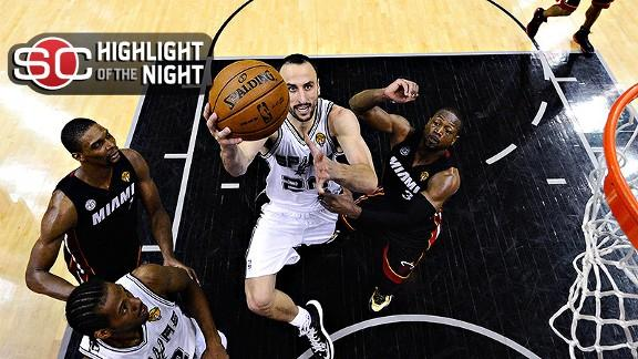 Video - Spurs Take Series Lead With Game 5 Win