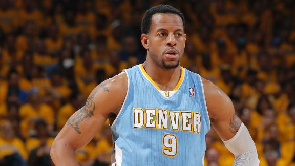 Video - Andre Iguodala Plans To Opt Out