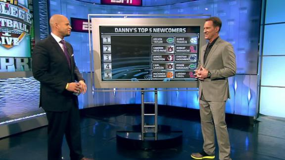 Kanell's Top 5 Newcomers