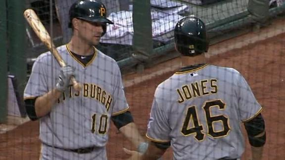 Video - Pirates Blank Reds