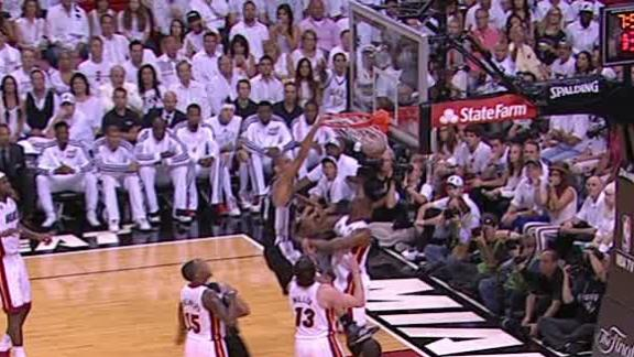 Video - Duncan with the Dunk
