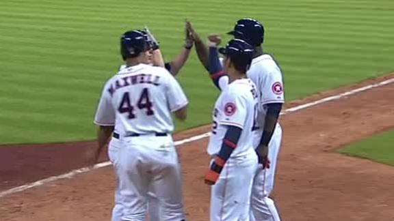 Video - Astros Crush Brewers
